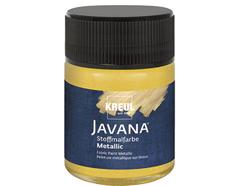K92447 Pintura para textil efecto metalico oro Javana tex