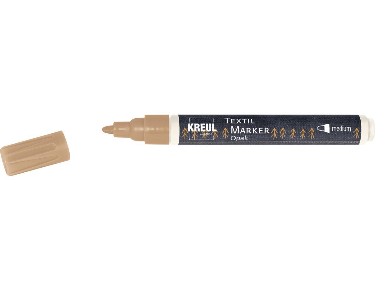 K92771 Rotulador para textil opaco cobre punta bala Javana tex