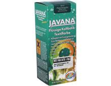 K98414 JAVANA Tinte Batik 30 Verde botella Javana tex