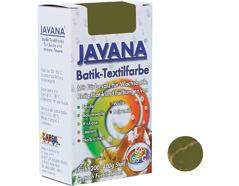 K98514 Tinte para batik 50 verde oscuro Javana tex