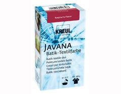 K98526 Tinte para batik rojo frambuesa 70gr Javana tex