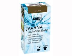 K98533 Tinte para batik verde oliva 70gr Javana tex