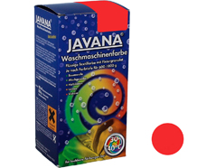 K98815 Tinte para lavadora rojo Javana tex