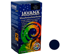 K98816 Tinte para lavadora azul marino Javana tex