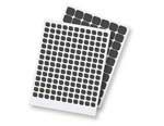 L01617 Adhesivo espuma fina 3D cuadrados negro medidas surtidas Scrapbook Adhesives by 3L - Ítem1