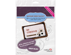 L01697 Kit ADHESIVE ESSENTIALS Scrapbook Adhesives by 3L