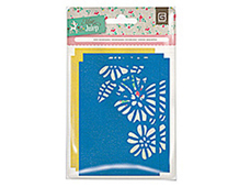 MIN-4149 MINT JULEP - MINI ENVELOPES Basic Grey