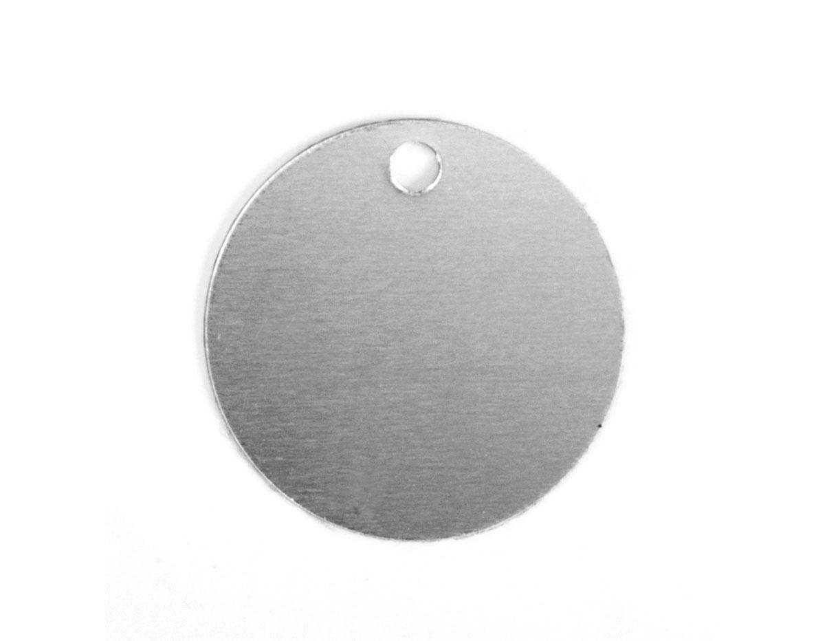 MP-100-001 MP-100-002 Placa metal circulo con agujero Sheet Metal