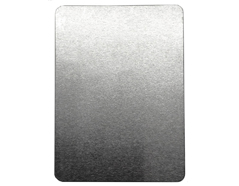 MP-800-005 Placa metal postal Sheet Metal