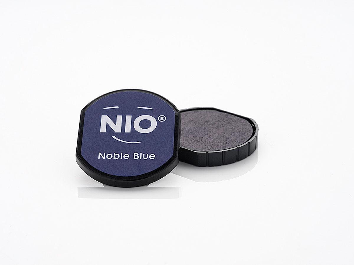 NI1001 Almohadilla de tinta color Noble Blue NIO