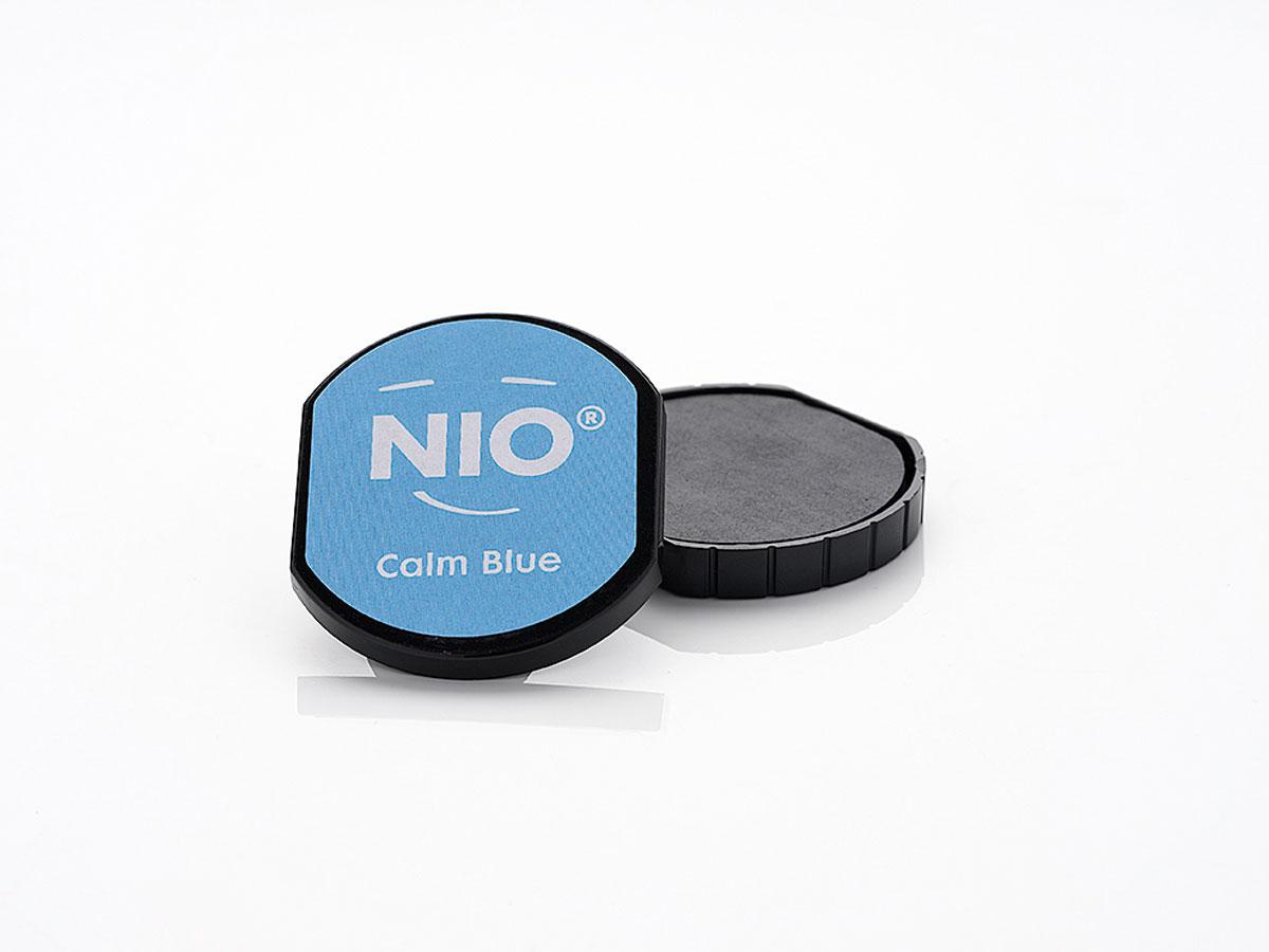 NI1002 Almohadilla de tinta color Calm Blue NIO