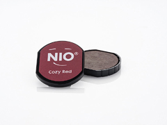 NI1003 Almohadilla de tinta color Cozy Red NIO