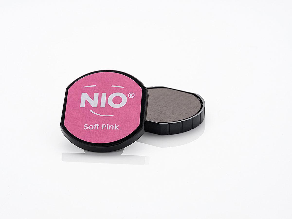 NI1006 Almohadilla de tinta color Soft Pink NIO