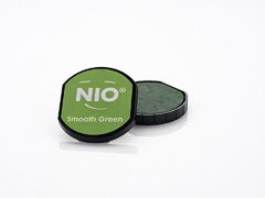 NI1008 Almohadilla de tinta color Smooth Green NIO