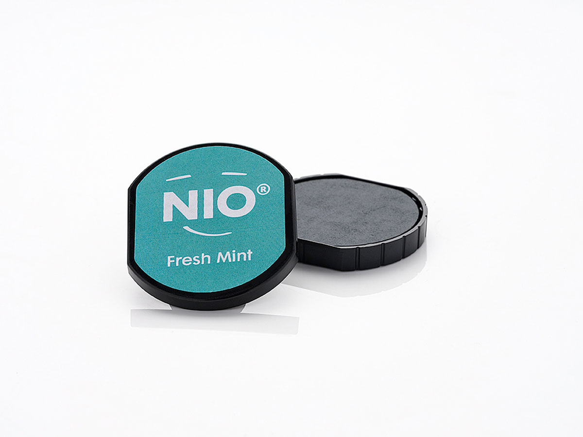 NI1009 Almohadilla de tinta color Fresh Mint NIO