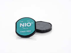 NI1009 Almohadilla de tinta color Fresh Mint NIO