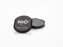 NI1010 Almohadilla de tinta color Fancy Grey NIO