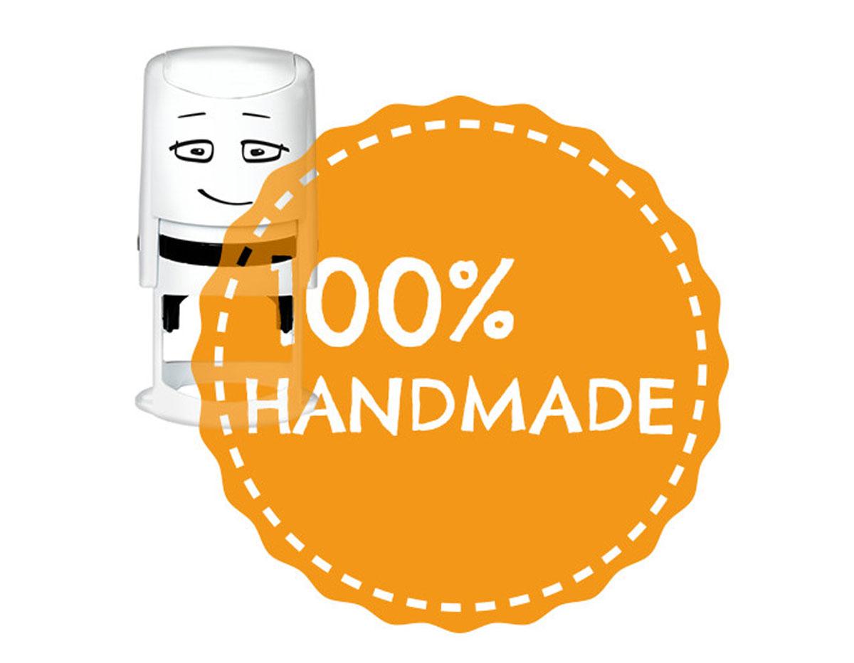 NI2029 Sello estandar para base NIO 100% handmade NIO