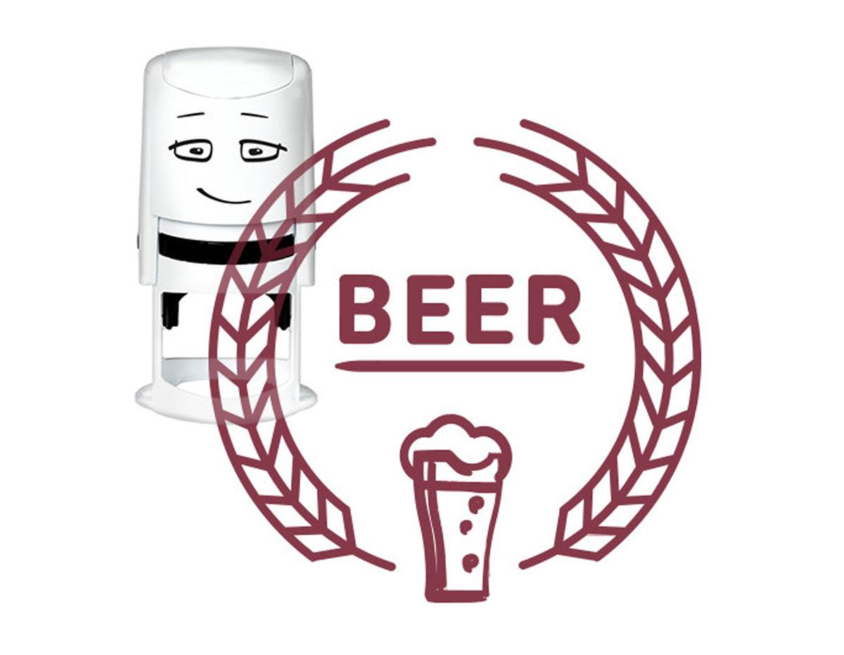 NI2030 Sello estandar para base NIO Cerveza NIO
