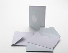 NI302M Set 6 tarjetas y 6 sobres Coleccion Mint NIO