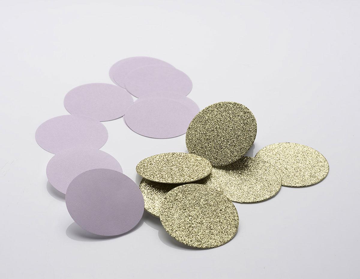 NI306R Confeti gigante Coleccion Rose NIO