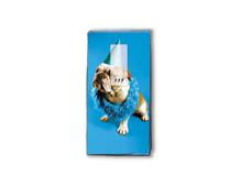 P01279 PANUELOS TT BLUE PUG 11X5 5cm 10u Paper Design