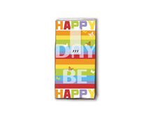 P01342 PANUELOS TT COLOURFUL DAY 11x5 5cm 10u Paper Design