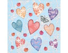 P200062 Servilletas papel Shower of love Paper Design