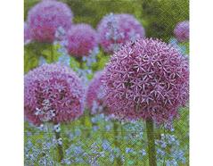 P200083 Servilletas papel Allium dream Paper Design