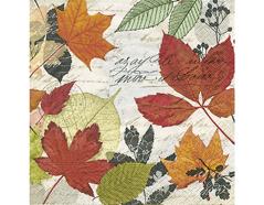 P200187 Servilletas papel Herbarium Paper Design