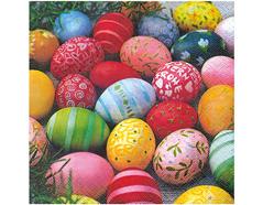 P20371 Servilletas papel huevos decorados Paper Design