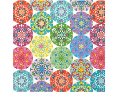 P21199 Servilletas papel mandala multicolor Paper Design