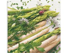 P21527 Servilletas papel it s asparagus time Paper Design
