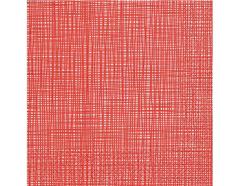 P21586 Servilletas papel doodle lines red Paper Design