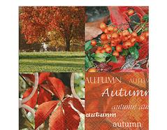 P21628 Servilletas papel autumn nature Paper Design