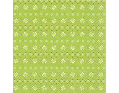 P21669 Servilletas papel daisies in a row Paper Design