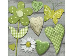 P21672 Servilletas papel green selection Paper Design