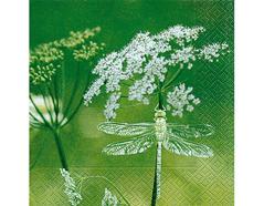 P21716 Servilletas papel delicate dragonfly Paper Design