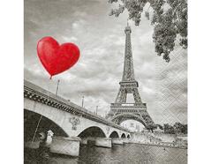 P21819 Servilletas papel City of love Paper Design