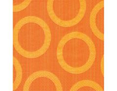 P28201 Servilletas papel circulos naranjas Paper Design