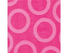 P28203 Servilletas papel circulos rosas Paper Design