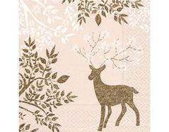 P600054 Servilletas papel Golden bambi Paper Design