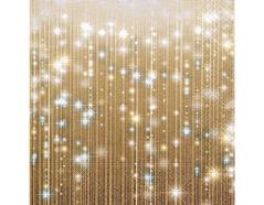 P600057 Servilletas papel Golden curtain Paper Design