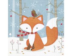 P600068 Servilletas papel Little friend Paper Design