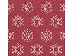 P600078 Servilletas papel Starry red Paper Design