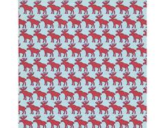P600128 Servilletas papel Moose pattern 33x33cm 20u Paper Design