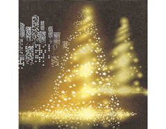 P600167 Servilletas papel Tree lighting 33x33cm 20u Paper Design