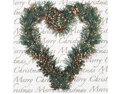 P60437 Servilletas papel green heart Paper Design