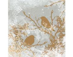 P60832 Servilletas papel two birds Paper Design