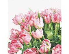 PLN0455 Servilletas papel Tulip time Paper Design